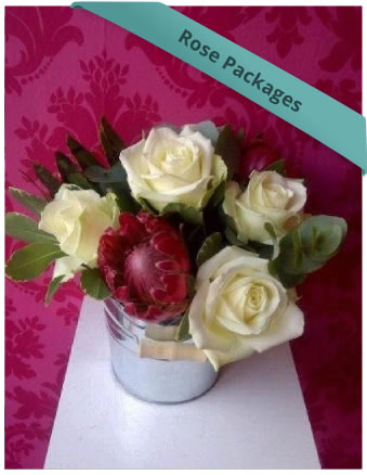 Rose Wedding Packages